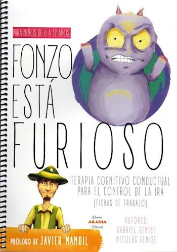 Papel FONZO ESTA FURIOSO