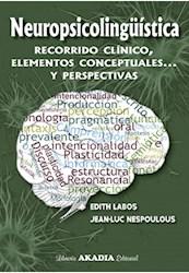 Papel Neuropsicolinguística
