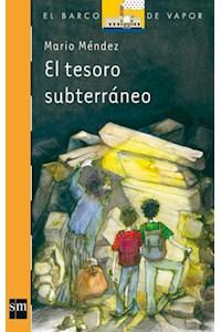 Papel El Tesoro Subterraneo - El Barco De Vapor -