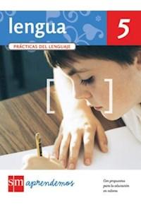 Papel Lengua 5 Aprendemos