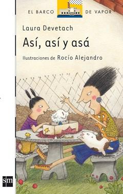 Libro Asi  Asi  Asa