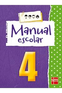 Papel Manual Escolar 4 Federal - Novedad 2014