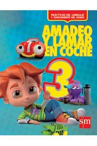 Papel Amadeo Y Lamar En Coche 3 - Novedad 2014