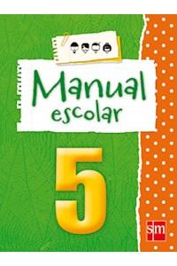 Papel Manual Escolar 5 Federal - Novedad 2014