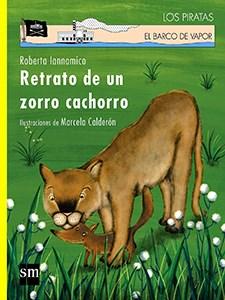 Libro Retrato De Un Zorro Cachorro