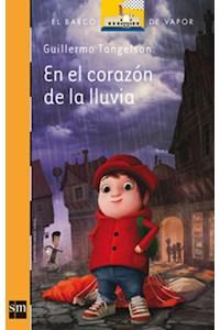Papel En El Corazon De La Lluvia - Serie Naranja