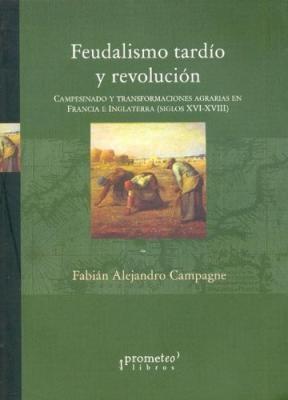 Papel Feudalismo Tardio Y Revolucion