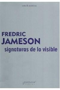 Papel Signaturas De Lo Visible