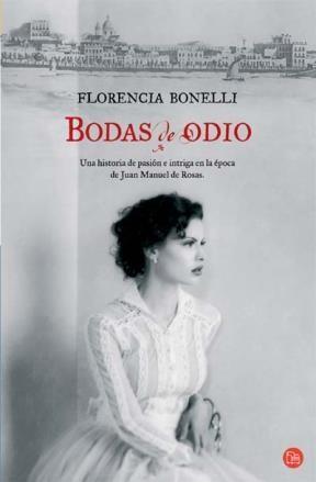 LIBRO BODAS DE ODIO (PTO  DE LECTURA)