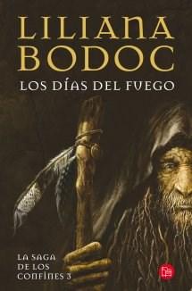 Papel Saga De Los Confines 3, La - Los Dias Del Fuego
