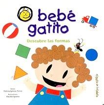 Papel Bebe Gatito - Descubre Las Formas -