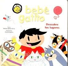 Papel Bebe Gatito - Descubre Los Lugares -