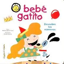Papel Bebe Gatito - Descubre Los Numeros -