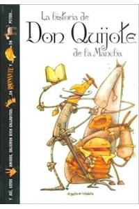 Papel La Historia De Don Quijote De La Mancha