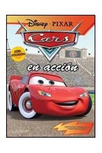 Papel Cars En Acción