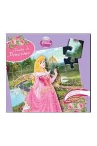 Papel Fiesta De Princesasprincesas Disney