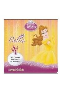 Papel Bella - Mi Primera Biblioteca De Princesas
