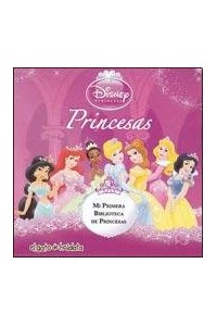 Papel Princesas - Mi Primera Biblioteca De Princesas