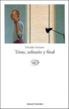 Libro Triste  Solitario Y Final