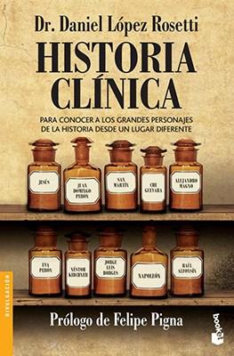 LIBRO HISTORIA CLINICA (BOLSILLO)