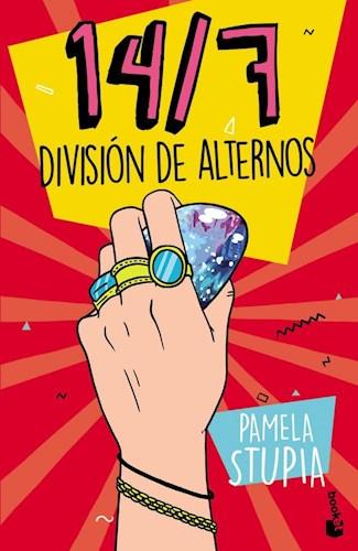 Libro 14/7 Division De Alternos (De Bolsillo)