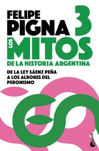 Libro Mitos De La Historia Argentina 3