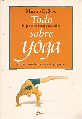 Libro Todo Sobre Yoga