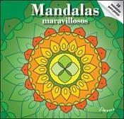 Papel Mandalas Maravillosos
