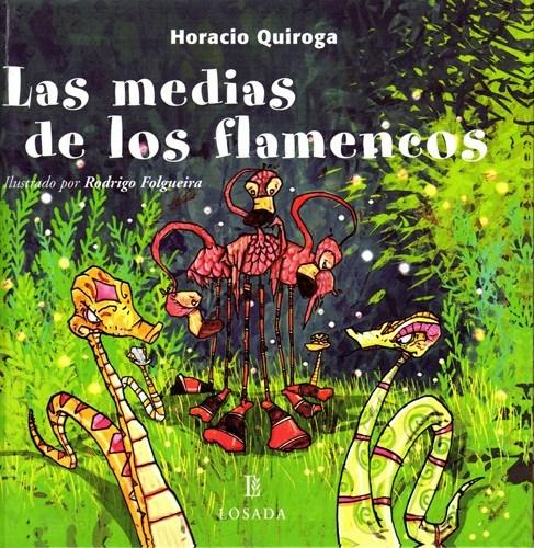 Papel Las Medias De Los Flamencos