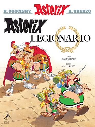 Libro 10. Asterix Legionario