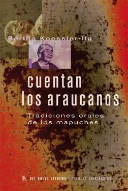 Libro Cuentan Los Araucanos