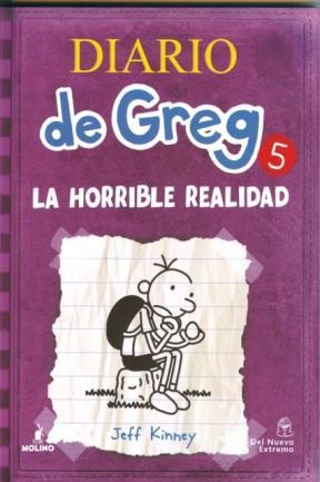 Papel Diario De Greg 5 La Horrible Realidad