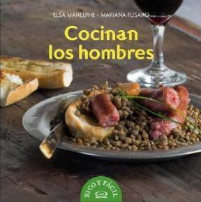 LIBRO COCINAN LOS HOMBRES
