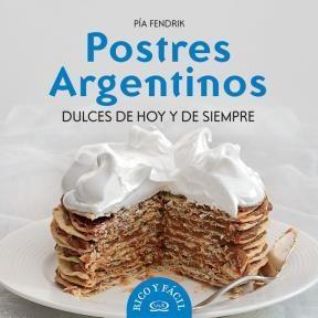 Papel POSTRES ARGENTINOS