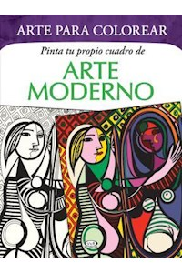 Papel Arte Para Colorear - Arte Moderno