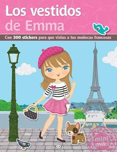 Libro Los Vestidos De Emma - Stickers