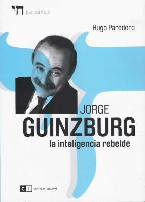 Libro Jorge Guinzburg