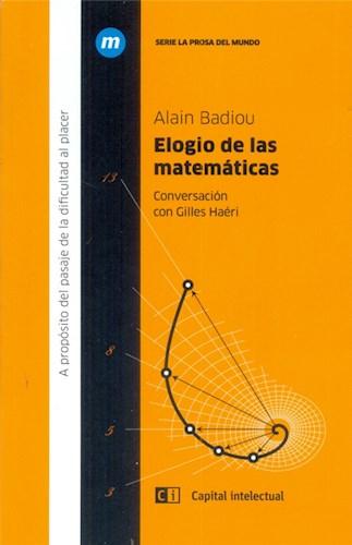 Papel ELOGIO DE LAS MATEMATICAS