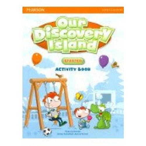 Papel Our Discovery Island Starter Activity Book