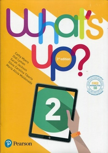 Libro What'S Up ?  Level 2 Student'S Pack