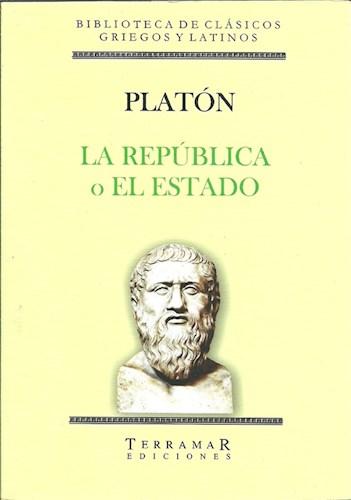 Libro La Republica O El Estado