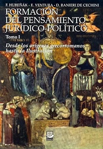 Libro Formacion Del Pensamiento Juridico Politico I