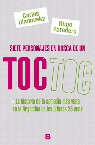 Libro Siete Personajes En Busca De Un Toc Toc