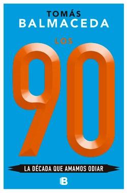 Libro Los 90