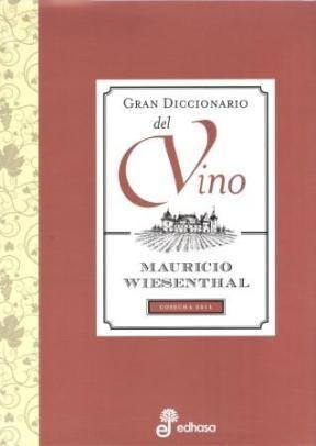 Libro Gran Diccionario Del Vino