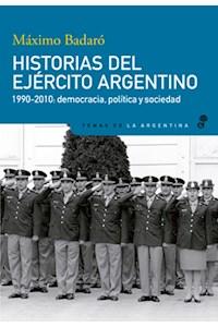 Papel El Ejército Argentino En Democracia