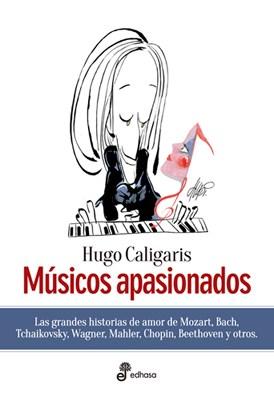 Libro Musicos Apasionados