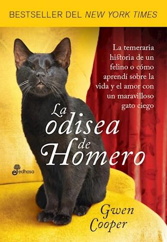 Libro La Odisea De Homero
