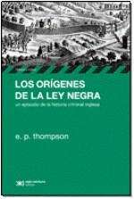 Papel Origenes De La Ley Negra, Los