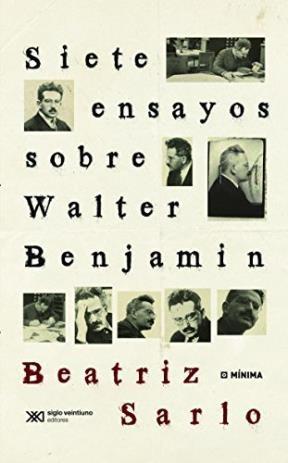 Papel Siete Ensayos Sobre Walter Benajamin